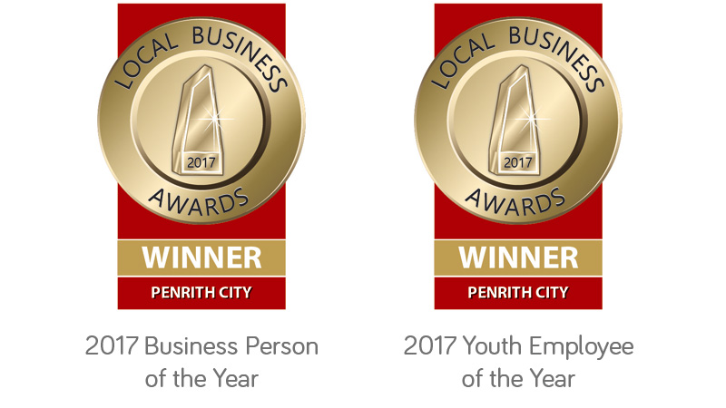 Penrith Business Awards winners