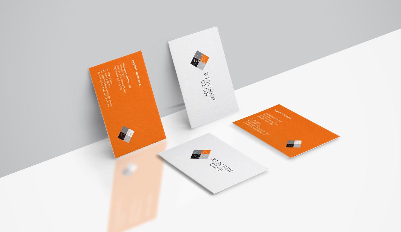 Kitchen Club | Business Branding | White River Design