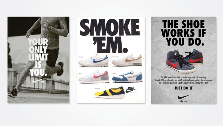 Nike's brand promise to it's customer
