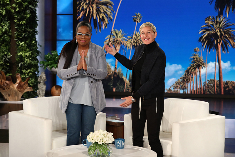 Oprah the Sage Brand Personality and Ellen the Entertainer Brand personality